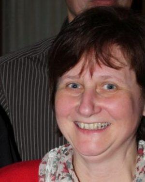 Portrait von Kassier Hannelore Lanzinger