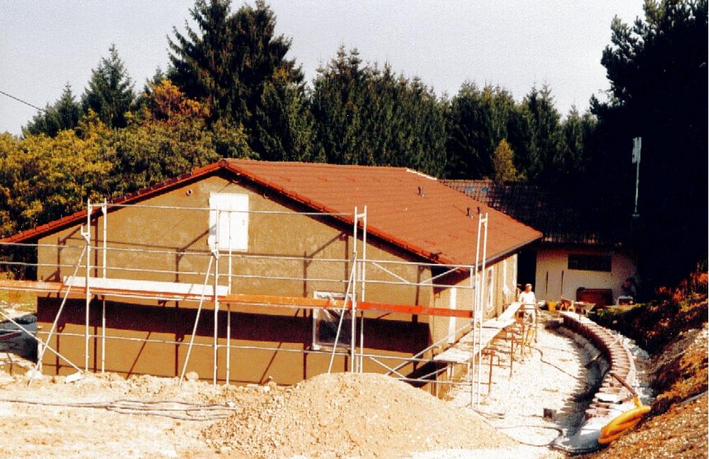 Umbau des Schützenhaus Munderkingen